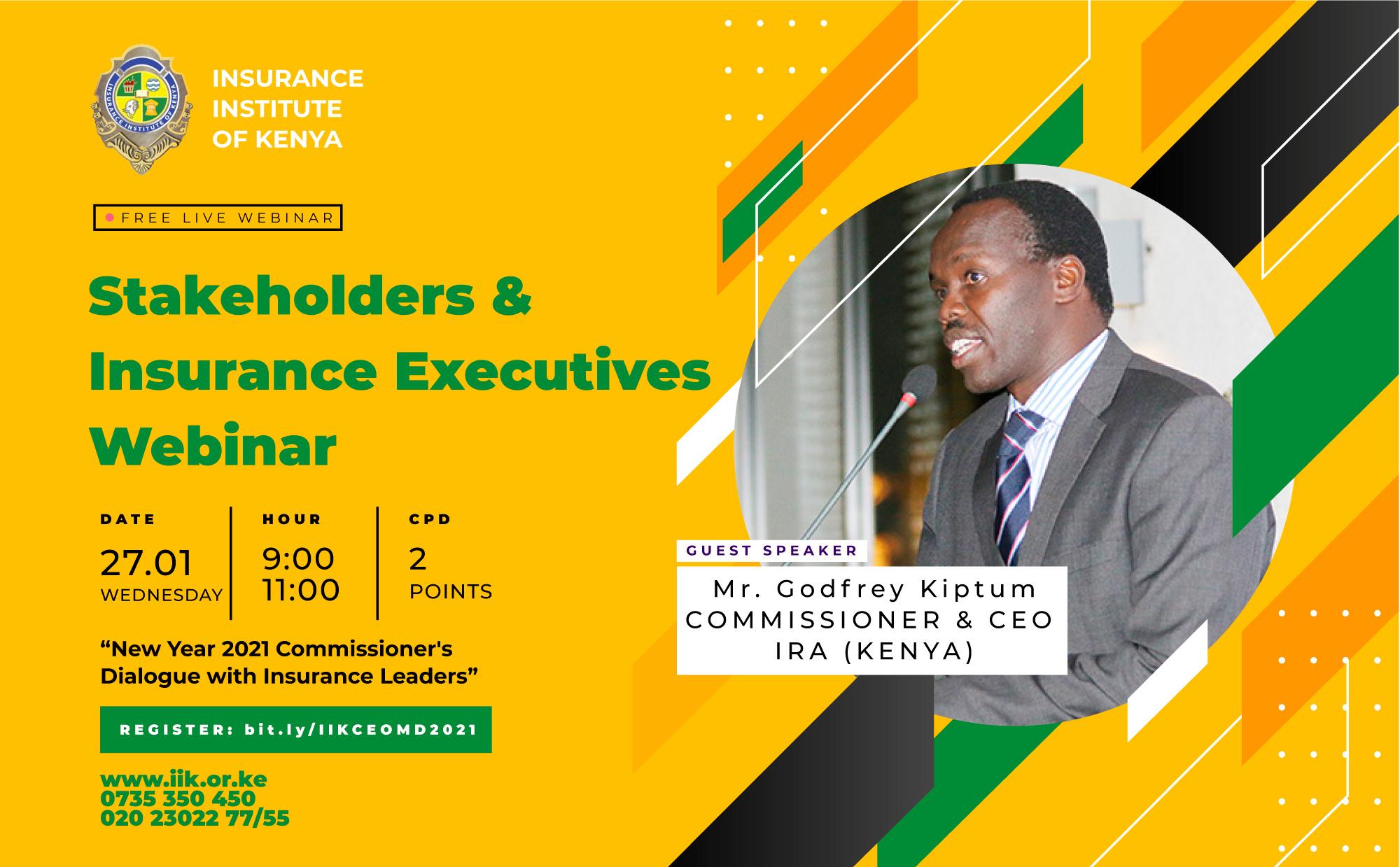 IIK Stakeholders Forum