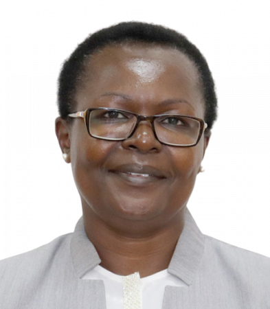 Mary Wanga